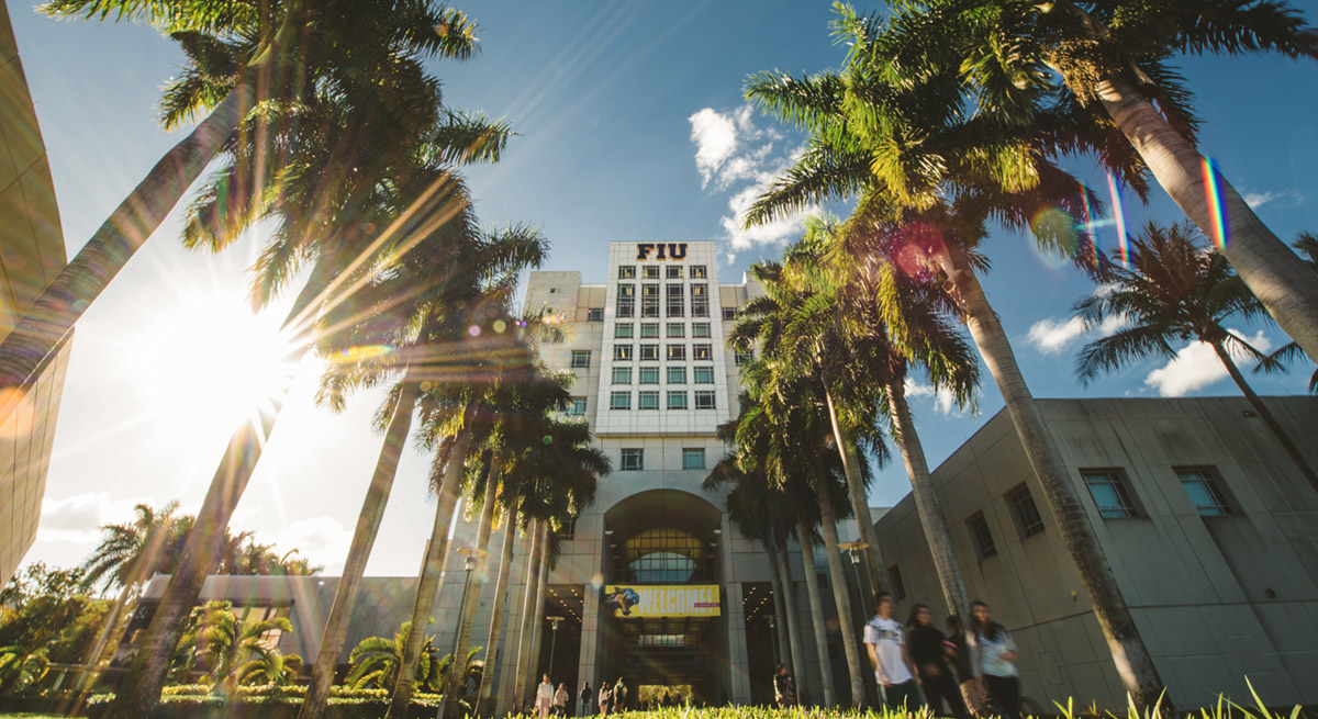 Universities In Florida Map.Home Florida International University In Miami Fl