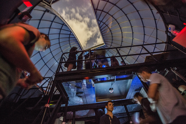 Reaching the stars: The Stocker Astroscience Center takes FIU's research to the stars. Once per semester, students can see the galaxy first hand at a Stocker Star Party.